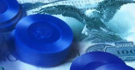 Иностранные голубые фишки