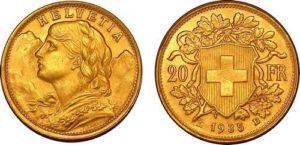 Монета Врэнели