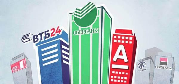 Самые крупные банки России