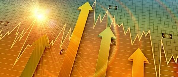Рост котировок ценных бумаг