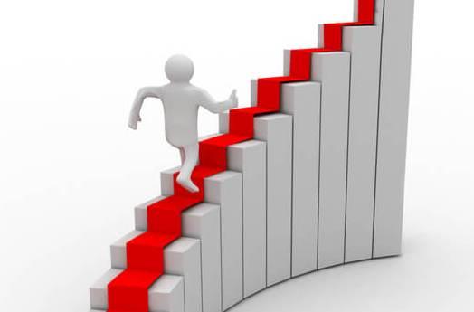 Движение вверх по лестнице