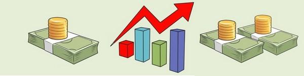 Растущий ПАММ-счет