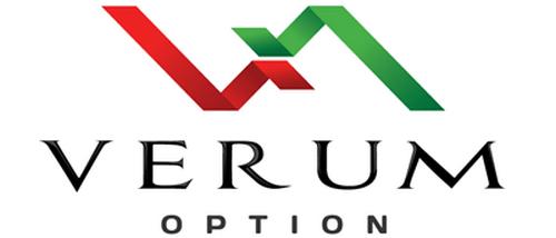 Логотип Верум Оптион