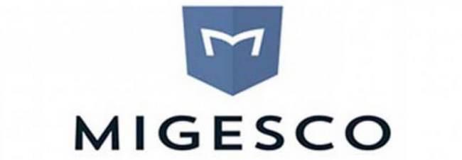 Логотип Мигеско