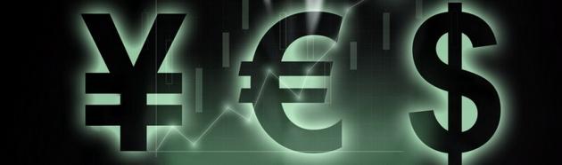 Значки мировых валют