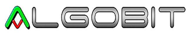Логотип Algobit
