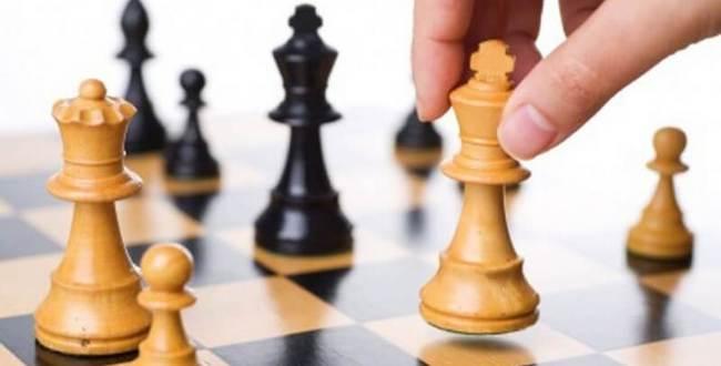 Тактика на шахматной доске