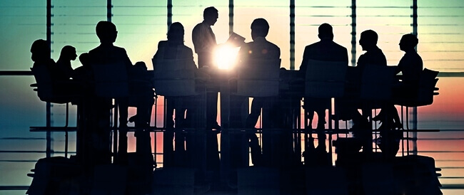 Встреча инвесторов