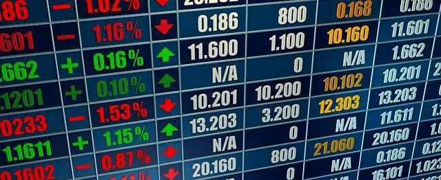 Доска цен на валютные опционы
