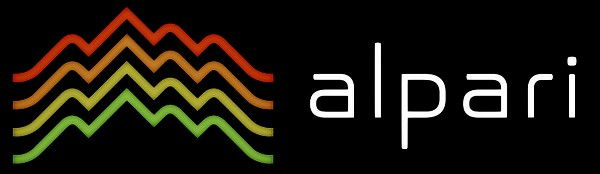 Альпари - логотип