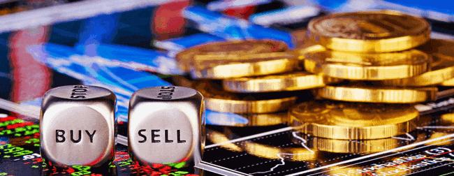 Монеты и торговый терминал бинарных опционов