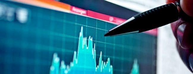 Изучение торгового графика