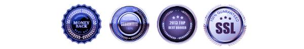 Награды с сайта Трейд Сканер
