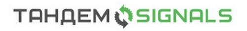 Эмблема Тандем Signals