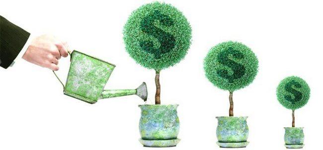 Рост денежной массы при инвестиции