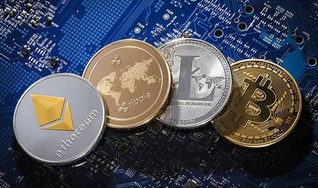 4 известные криптовалюты