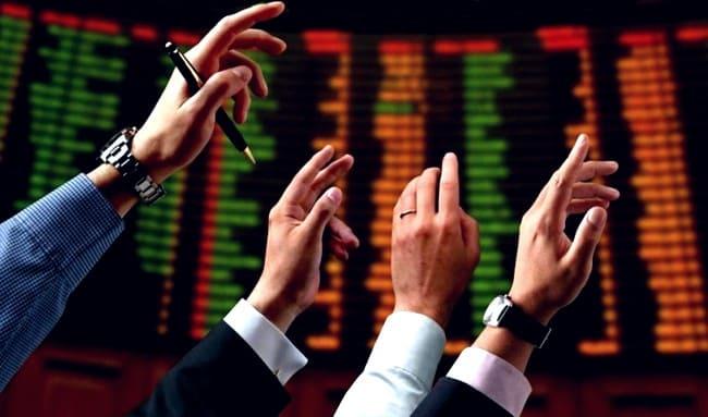Подача заявок на бирже