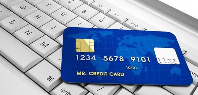 Клавиатура и карта банка
